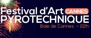 Festival pyrotechnique Cannes 2015