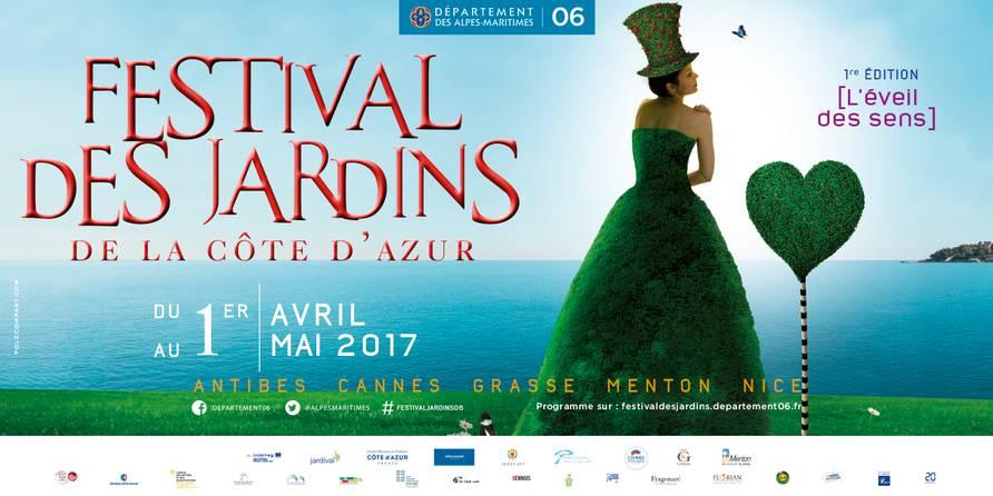 Le Festival des Jardins 2017