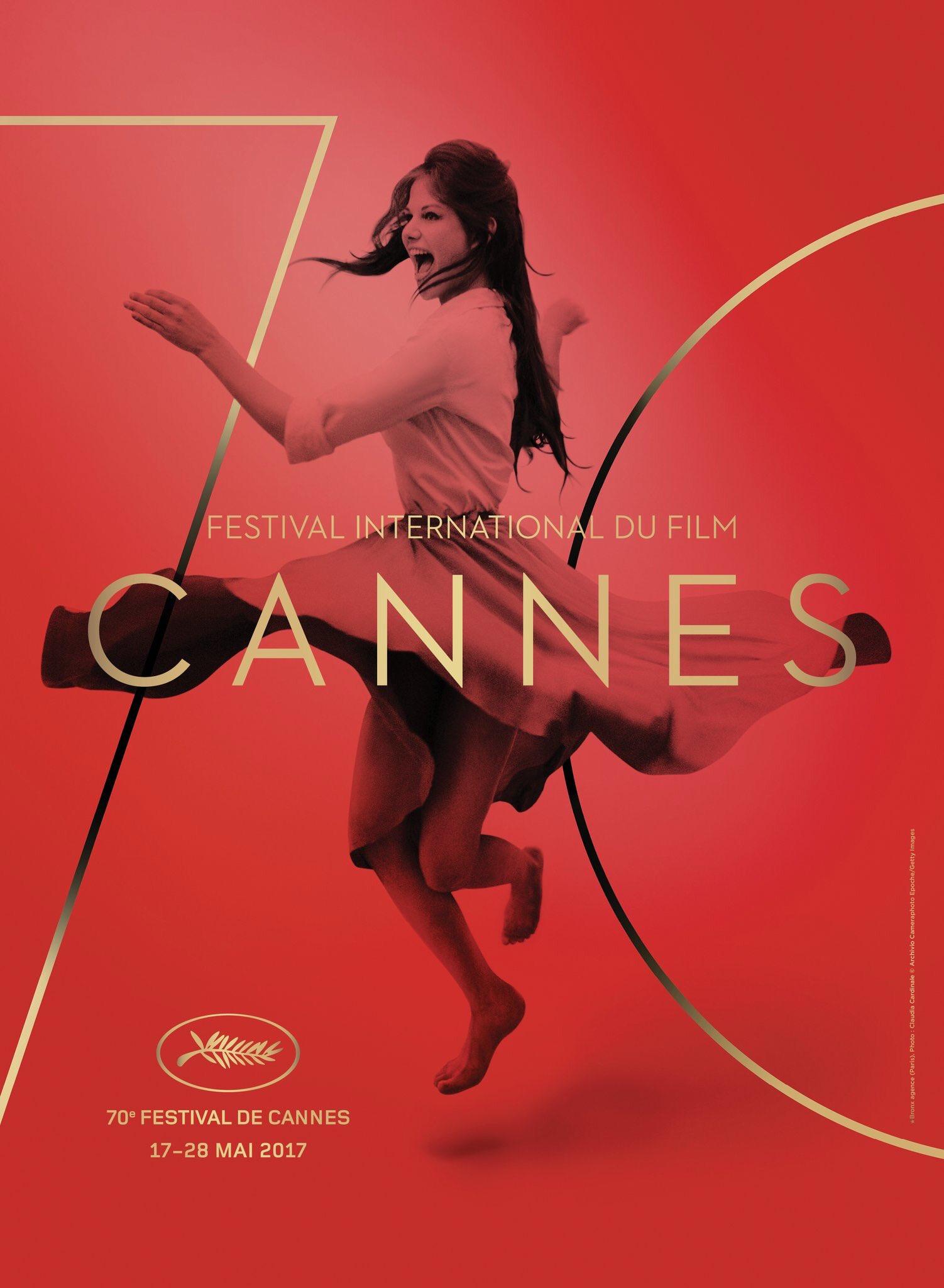 70ème Festival de Cannes 17 au 28 Mai 2017